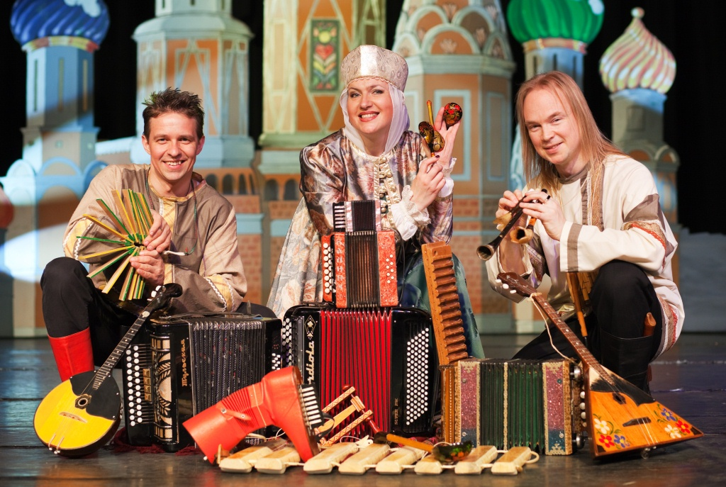 A Musical Journey Across Russian Traditions | International